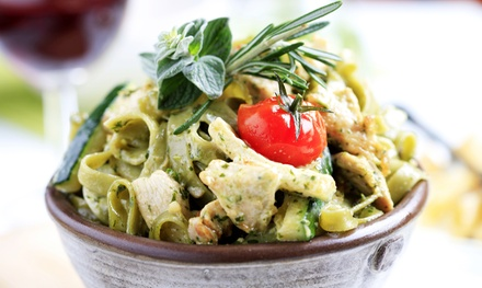 Italian Cuisine at Gio's Italian Restaurant (Up to 44% Off). Two Options Available.