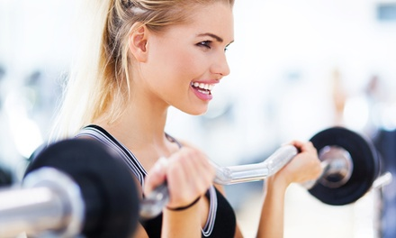$25 for One Month of Unlimited Circuit Training at W.O.W. Fitness ($65 Value)