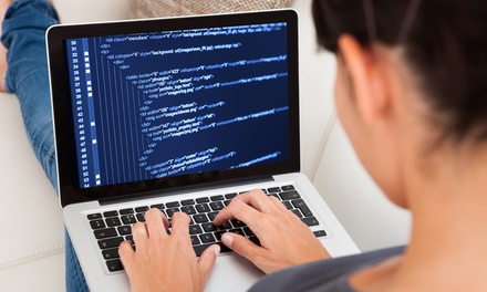 $69 for a Learn-to-Code Course Bundle from 1337 Institute of Technology ($7,701 Value)