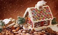 GROUPON: Up to 55% Off Gingerbread House or Ornament Class at Eat Local Eat Local