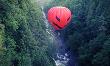$299 for a Semi-Private Hot-Air Balloon Ride for Two at Green Mountain Ballooning ($550 Value)