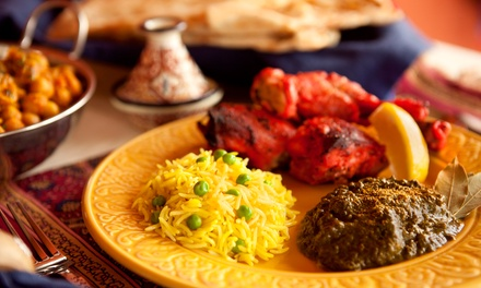 Indian Buffet for Two or Four or $25 Worth of Indian Food from Kohinoor Cuisine of India (Up to 45% Off)
