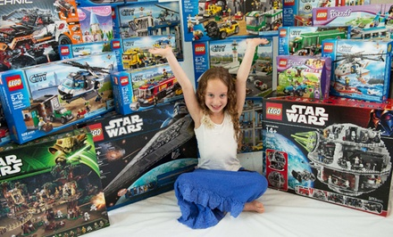 Two-Month Advanced Designer or Master Builder Subscription to Lego Service from Netbricks (Up to 51% Off)
