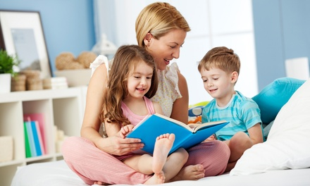 $18 for an Online Writing Children's Books Certification Course at SMART Majority ($530 Value)