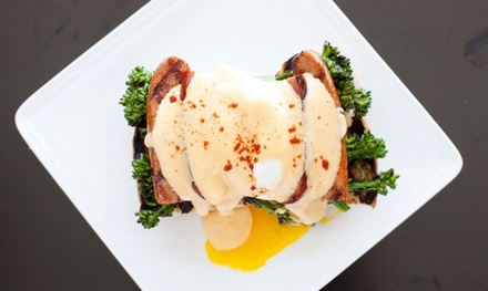 Weekend S&M Bedhead Breakfast for Two or Four at S&M Sausage and Meat (45% Off)