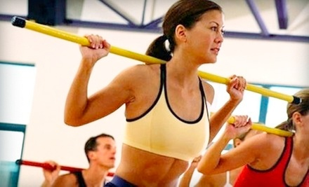 $29 for a Six-Week GreatShape Non-Impact Bootcamp at Body by Todd ($399 Value)