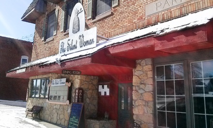 groupon daily deal - 1- or 2-Night Stay for Two in a Standard Room at The Fenway House Hotel in Fennimore, WI. Combine Multiple Nights.