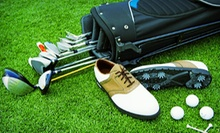 Baseball and Golf Gear at Play It Again Sports Winnipeg (Half Off). Three Options Available.