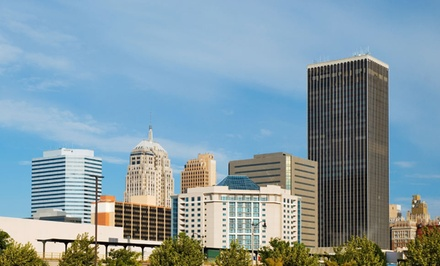 Groupon Deal: Stay at the Hawthorn Suites by Wyndham in Greater Oklahoma City. Dates into October