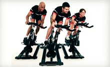 10 or 20 RealRyder Indoor Cycling Classes at Ryde For Life (Up to 62% Off)