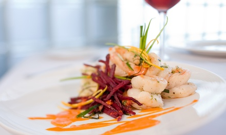 Farm-to-Table Fine Dining at Undercurrent (Up to 47% Off). Two Options Available.