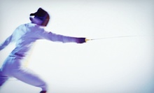 $49 for Four Kids' Introductory Fencing Classes at San Francisco Fencers' Club ($100 Value)