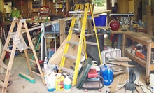 Two or Four Cubic Yards of Junk Removal from Dump Runners (Up to 57% Off)