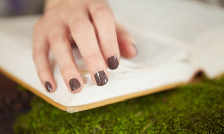 One or Two Gel Manicures from Expressions Hair & Nail Salon (Up to 52% Off)
