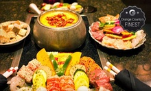 Four-Course Fondue Dinner for Two or Four at Simply Fondue in Mission Viejo (Up to 66% Off)