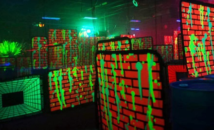 $21 for Two Rounds of Laser Tag for Four People at Laser Storm Pittsburgh (Up to $44 Value)