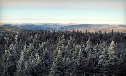 Catskills Winter Hiking Excursion for One or Two from Destination Backcountry Adventures (Up to 52% Off)