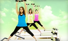 One Private Pilates Reformer Lesson and Two or Five Group Classes at Balance Pilates &amp; Wellness Studio (Up to 59% Off)