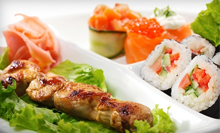 Japanese Cuisine for Two or Four at Japanese' Kitchen (Half Off)