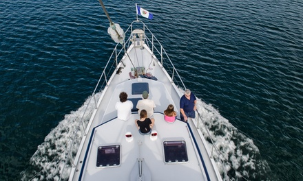 2-Night Stay with Ferry Ride, Fishing Trip, or Whale Watching at Alert Bay Cabins in Alert Bay, BC
