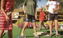 Mini Golf, Batting Cages, Arcade Tokens, and Ice Cream for Two or Four at Spring Hill Fun Zone (Up to 60% Off)