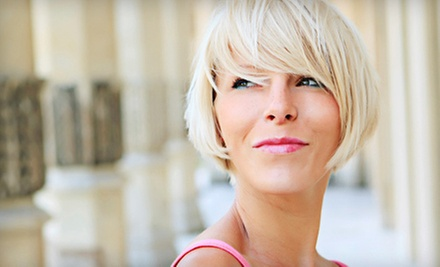 $39 for Partial Highlights with Haircut and Style at Beautiful Daze Salon ($80 Value)