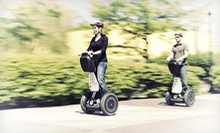 One- or Two-Hour Segway Rental or Tour of Historic Annapolis from SegZone Tours (60% Off)