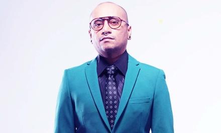 DJ Nasha – Bollywood VS EDM at Cosmo on Friday, May 8 (Up to 41% Off)