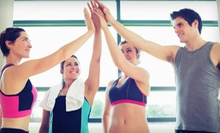 $99 for Six-Week Sprint Fitness Challenge at The Max ($210 Value)