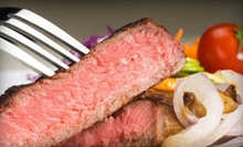 $32 for a Four-Course Bistro Meal for Two at Benjamin Restaurant & Bar (Up to $73.85 Value)