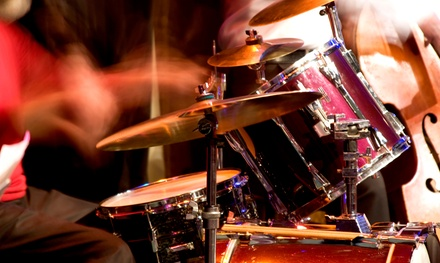 Two or Four Groupons, Each Good for a One-Hour Drum Lesson at Drum Lessons in Atlanta (50% Off)
