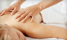 Massage at A Massage Palace & Spa (Up to 56% Off). Four Options Available.