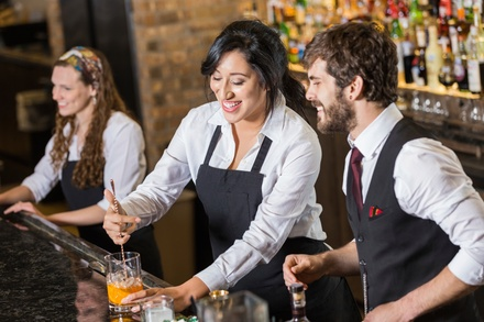 Bartending Certification Course at Masters of Bartending School (65% Off)