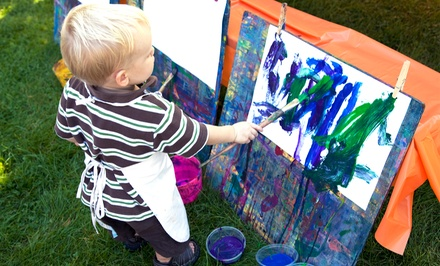 One Week of Summer Art Camp for One or Two Children at MAB Art Studio & Gallery (Up to 60% Off)