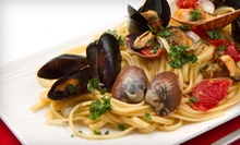 $20 for $40 Worth of Italian Cuisine at Tre Vigne Restaurant
