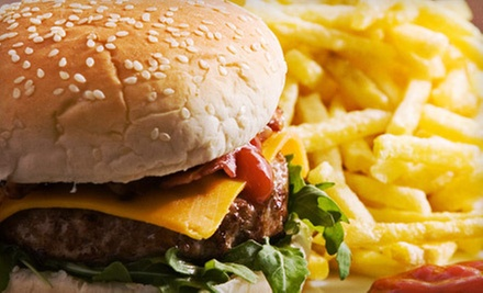 $11 for Two Soul Burgers and One Memphis Munchie at South Mouth Wings ($22.50 Value)