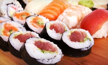 $12 for $25 Worth of Sushi for Two at Sushi King