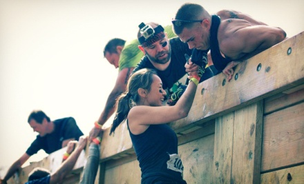 10K Mud-Race Entry with After Party for One or Two on Saturday, June 22, from Rogue Runner (Up to 62% Off)