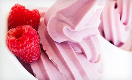 $10 for $20 Worth of Frozen Yogurt, Coffee Drinks, and Smoothies at Fro-Yo Yogurt