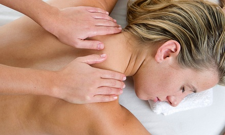 60- or 90-Minute Massage at All Naturopathic Clinic (Up to 51% Off)