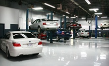 Two Regular or Synthetic Oil Changes at Fairfax Auto Repair (Up to 63% Off)