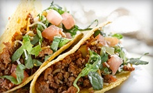 $15 for $30 Worth of Mexican Food at Riviera Maya Bar &amp; Grill