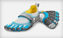 $20 for $40 Toward Vibram Shoes or Runners Forum–Brand Apparel at The Runners Forum