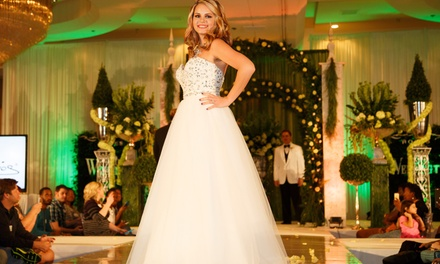 Up to 50% Off Entry for 2 or 4 at Florida Wedding Expo by Your Wedding TV on Sunday, July 26