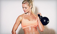 5, 10, or 20 Women's Kettlebell Classes at 4 Elements Personal Training (Up to 79% Off)