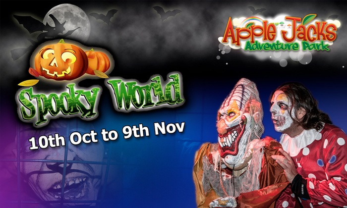 Apple Jacks Spooky World Spooky World at Apple Jacks