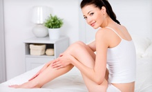 Three Laser Hair-Removal Sessions for the Underarm, Bikini, or Brazilian Area at Athena Aveda Salon Spa (Up to 86% Off)