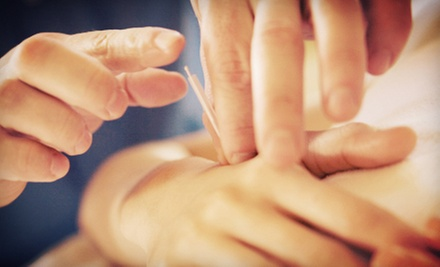 1, 3, 5, or 10 Acupuncture Sessions with a Consultation at Inner Spirit Acupuncture (Up to 73% Off)
