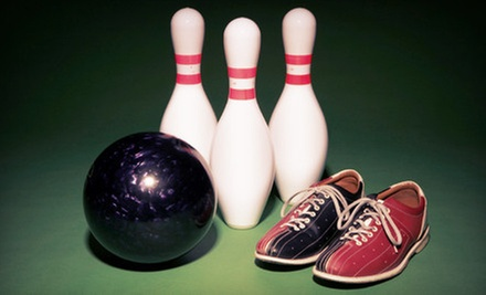 $29 for Two Hours of Bowling with Shoe Rental for Up to Four at Mira Mesa Lanes (Up to $58 Value)