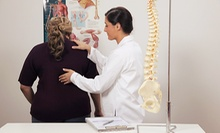 $39 for a Chiropractic Package with an Evaluation and Reflexology Massage at Chiropractic Health Center ($305 Value)